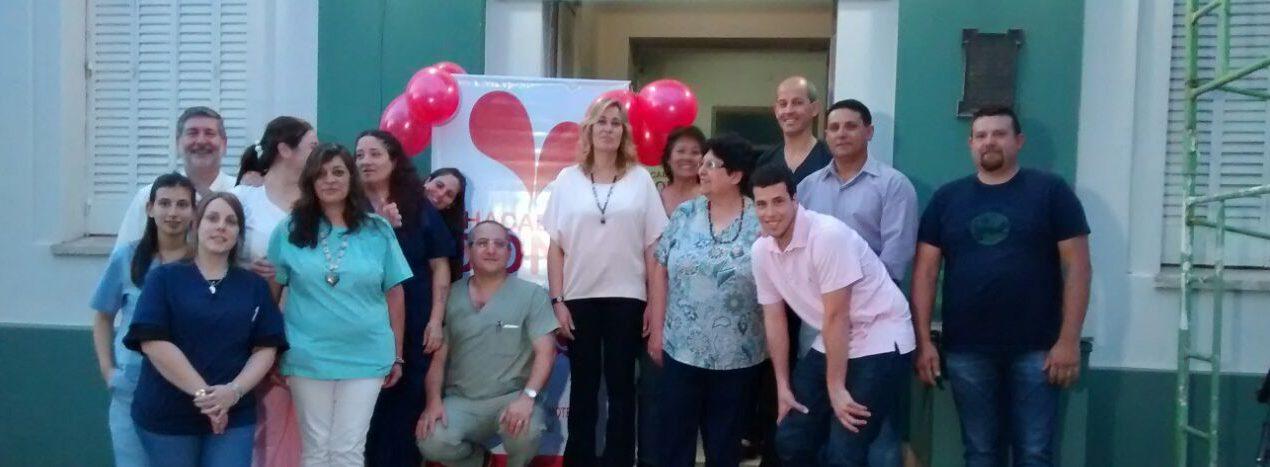 donacion sangre hospital chacabuco hemoterapia