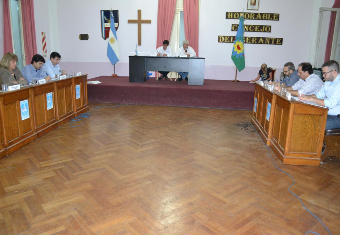 Concejo Deliberante Chacabuco Chacabuco en Red