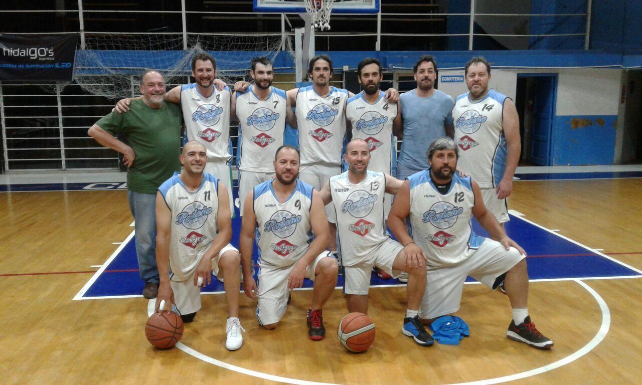 la vieja guardiaporteño maxi basquet