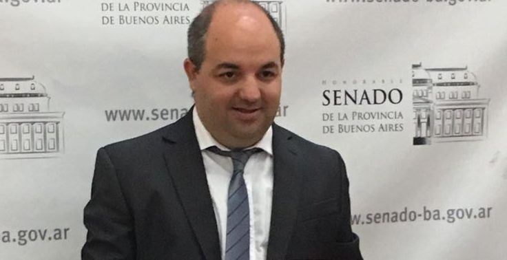Agustín Máspoli senador chacabuco