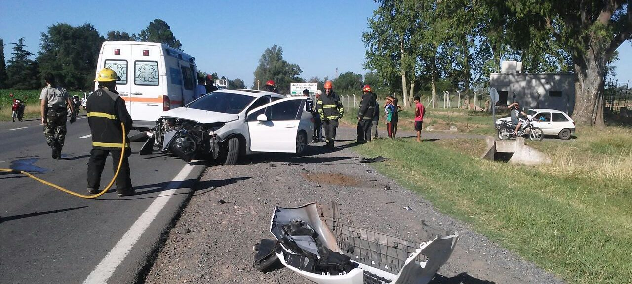accidente ruta 7 chacabuco
