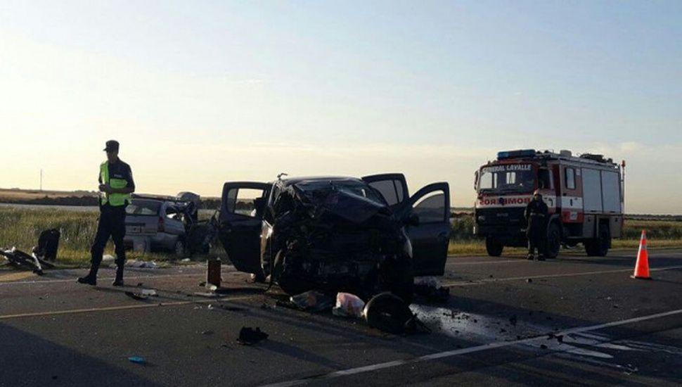 accidente ruta 11