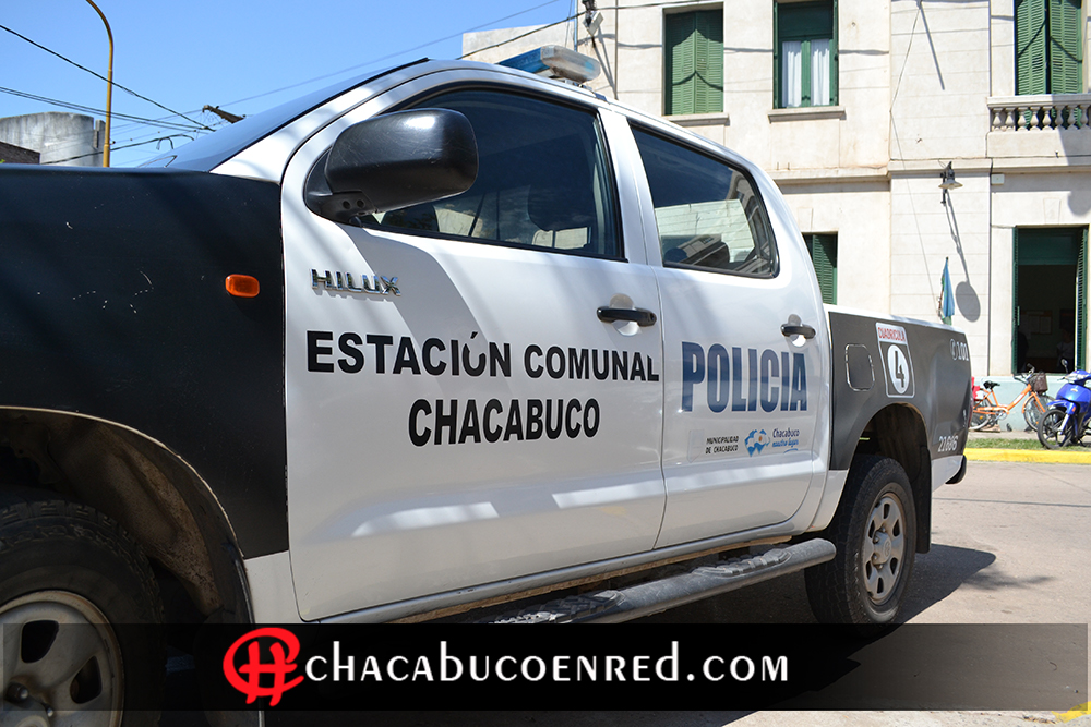 policia chacabuco
