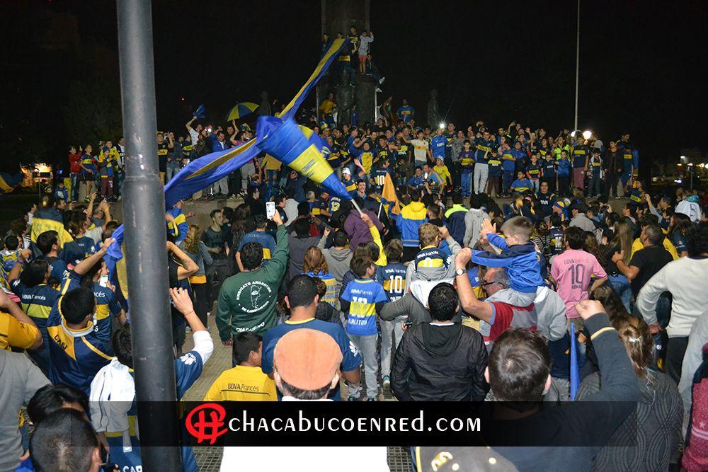 boca campeón chacabuco