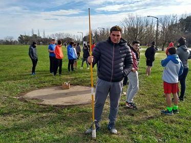 Bonaerenses: Nicolás del Campo avanzó en Lanzamiento de Bala