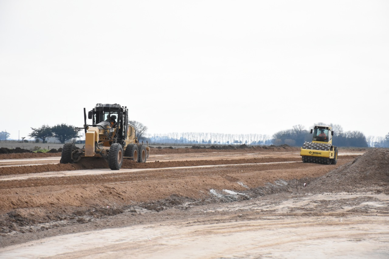 El peaje de la Autopista 7 estará en Chacabuco