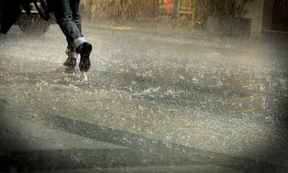 Registro de lluvia