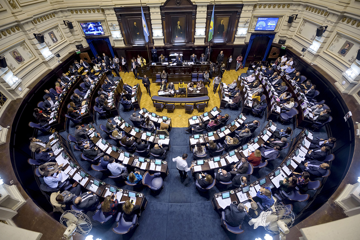 Una chacabuquense sería candidata a Diputada Provincial