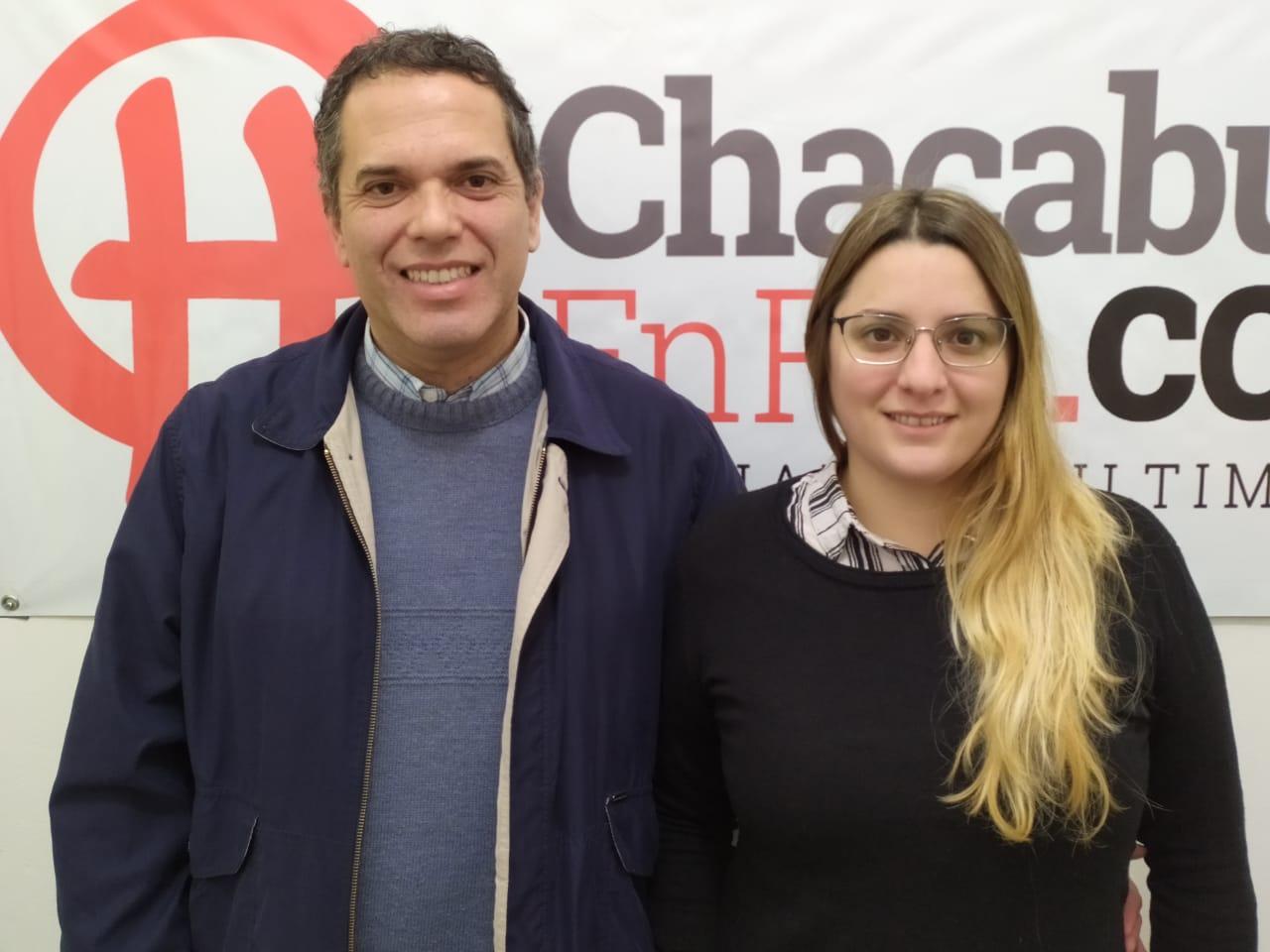 """""""No queremos que los jóvenes de Chacabuco se tengan que ir para crecer"""""""