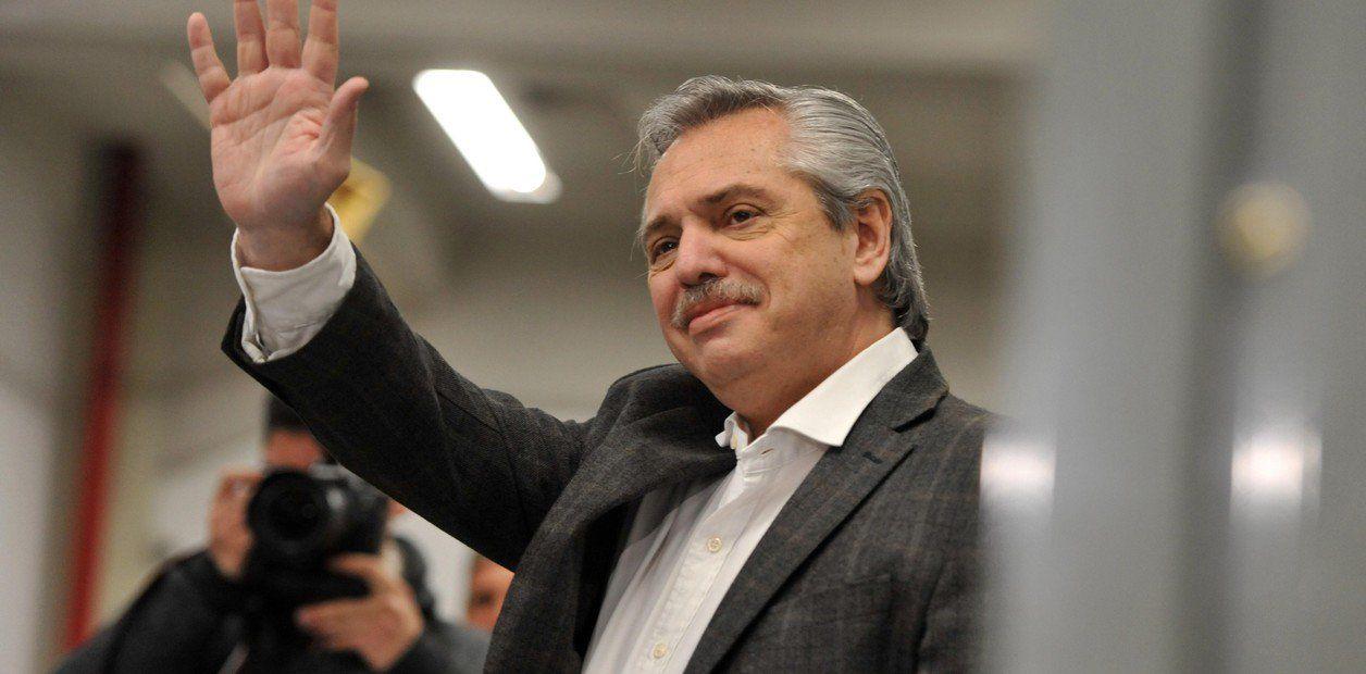 OFICIAL   En Chacabuco, Alberto Fernandez le ganó a Mauricio Macri por 1220 votos