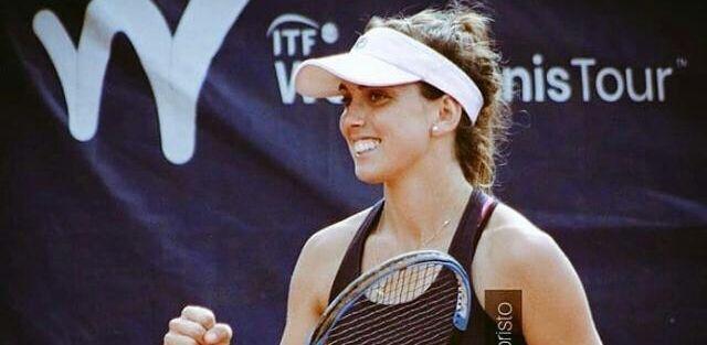 Guillermina Naya jugará el W60 de Asunción