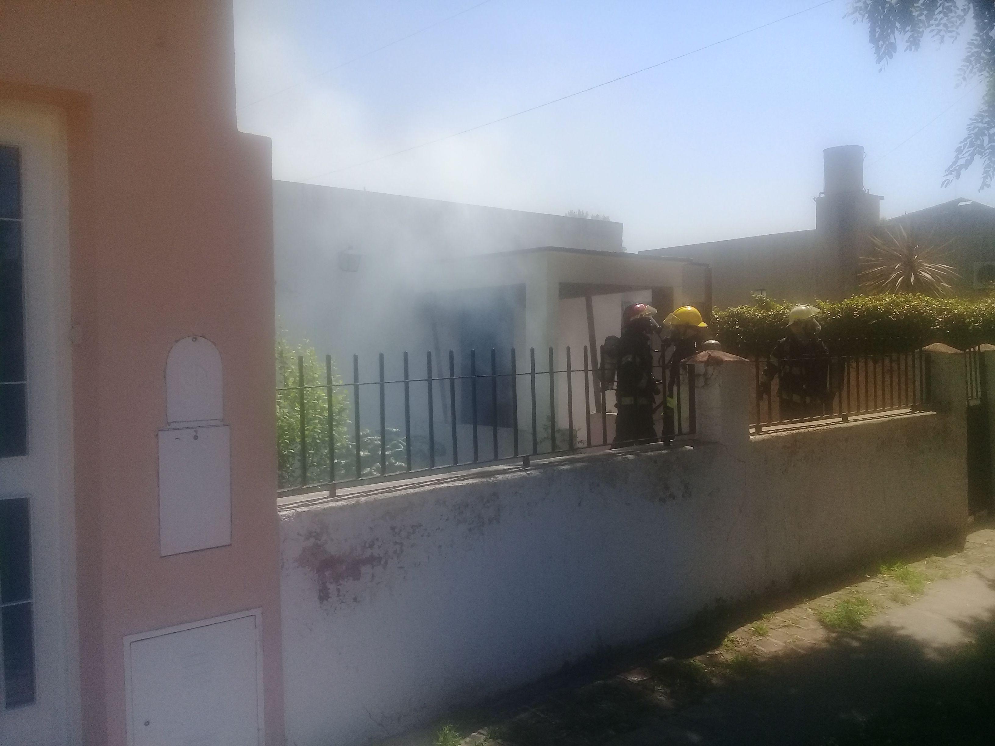 Incendio en una vivienda | 3ero en diez días