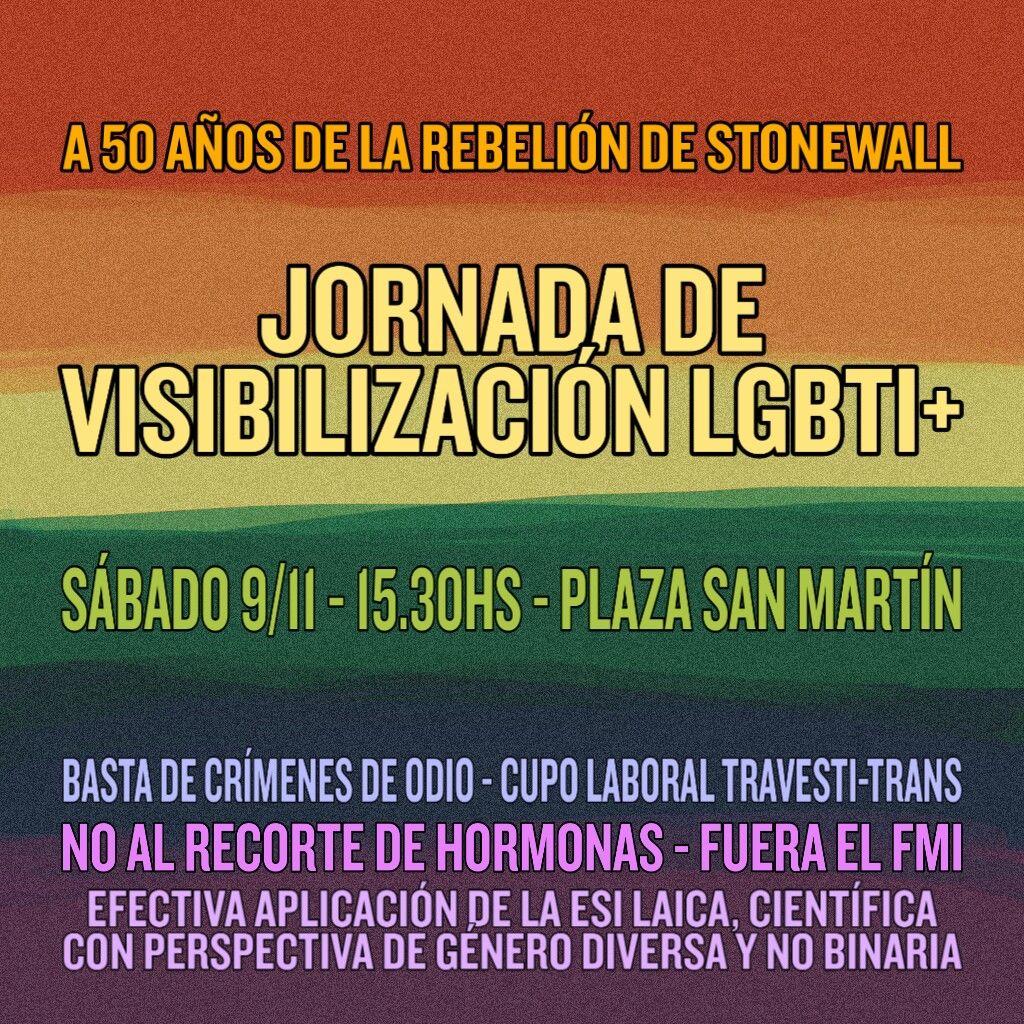 Jornada LGBTI
