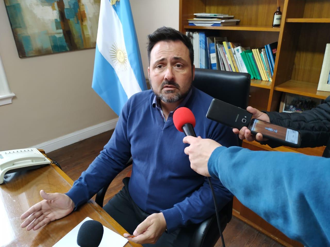 """""""Cometí el error de tener poco dialogo con la oposición, pido disculpas"""""""