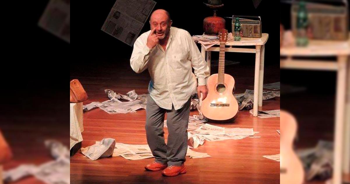 Falleció el actor Julio Benvenuto