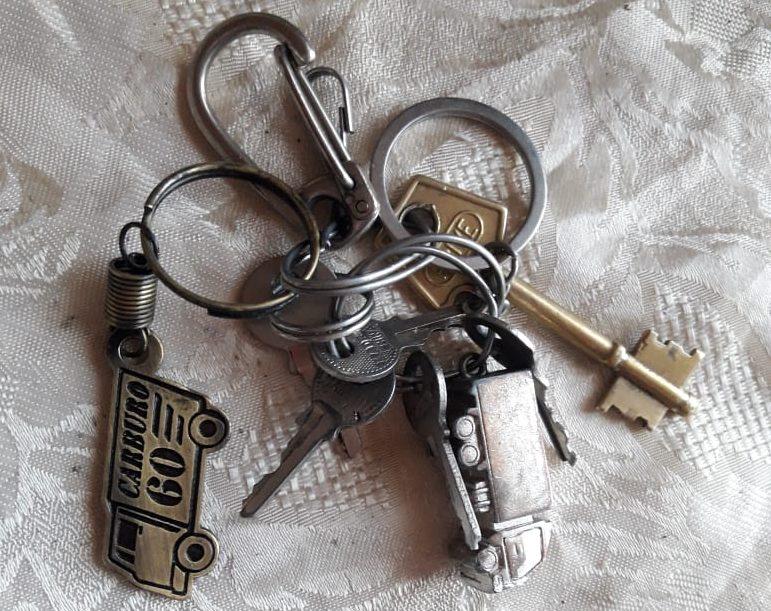 Se encontraron llaves