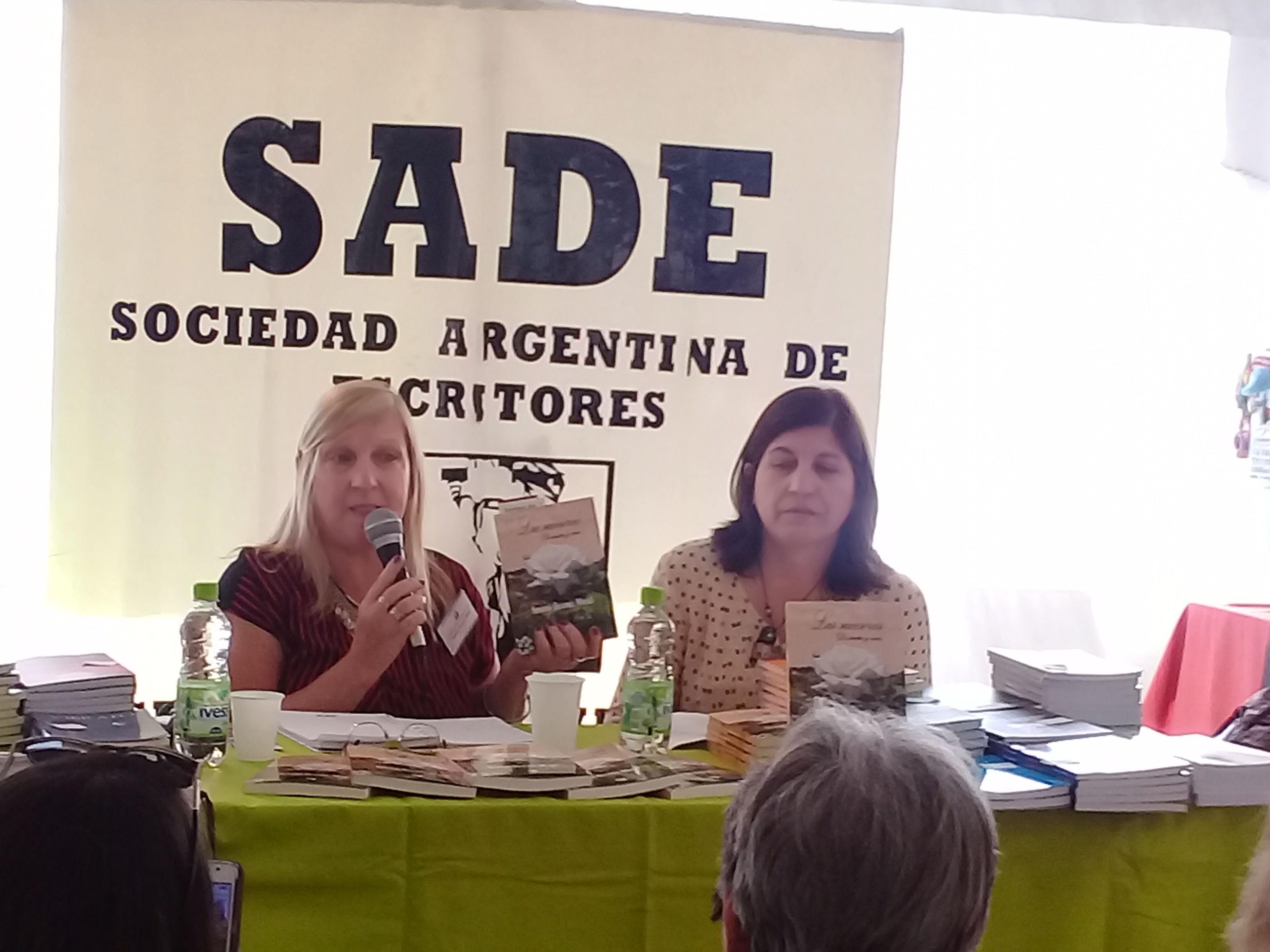 Susana Masci presenta su segunda novela en Chacabuco