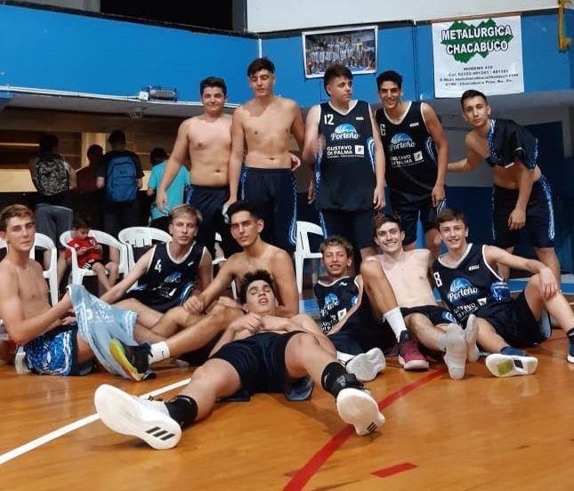 Basquet   La U17 de Porteño juega hoy en Junín