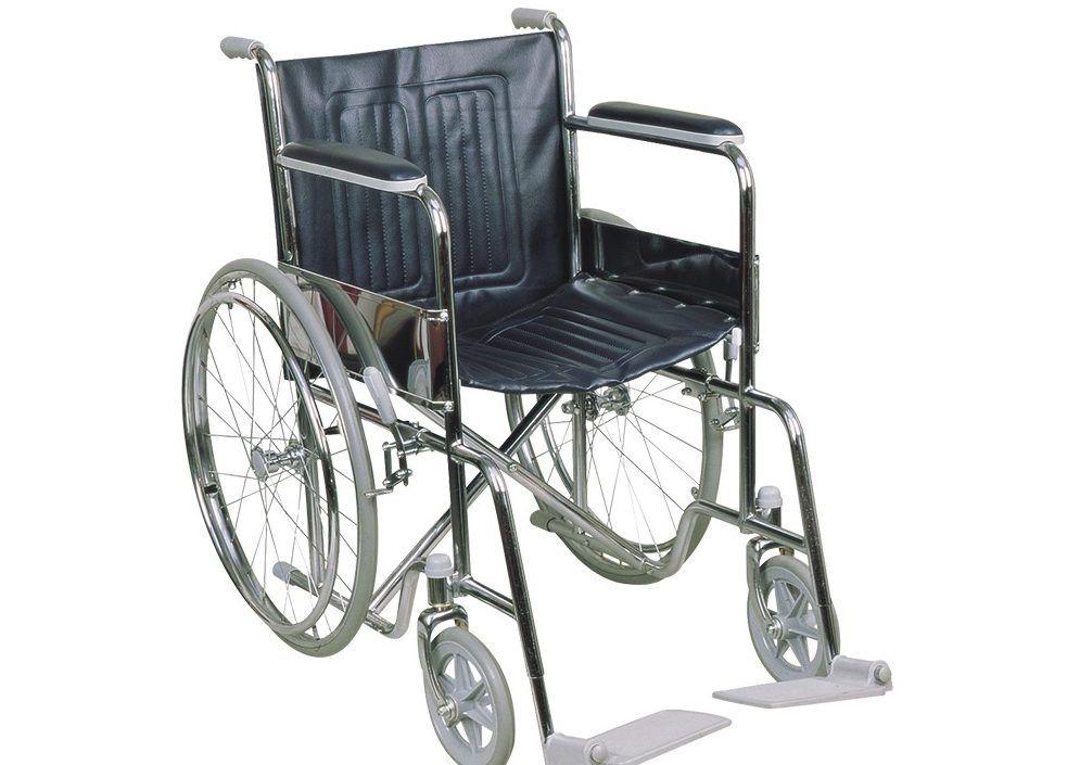 Se necesita con urgencia una silla de ruedas