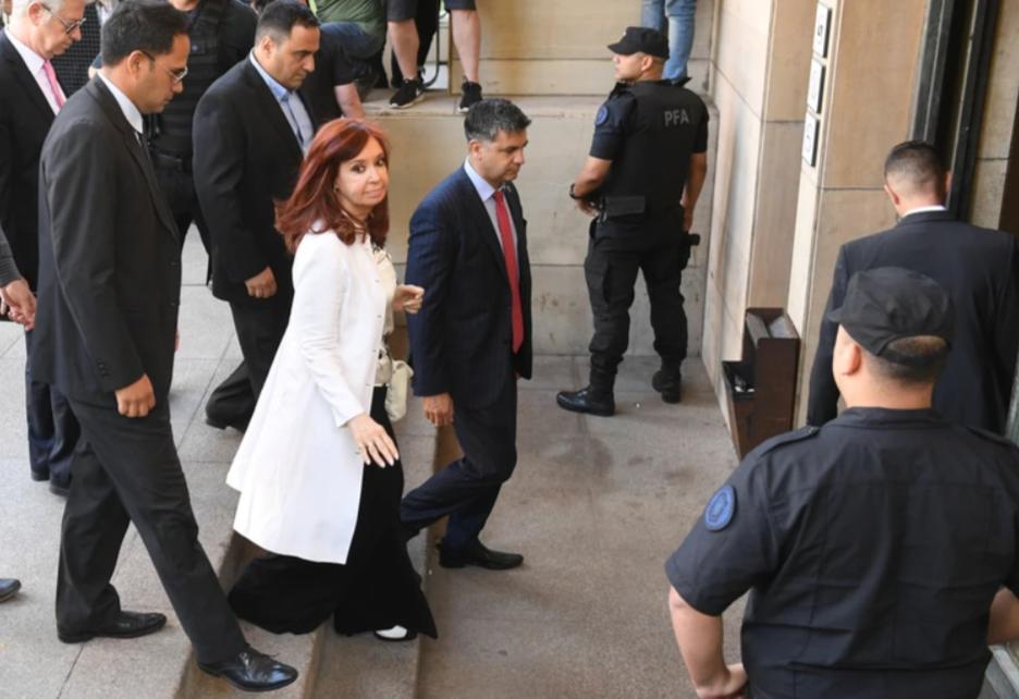 Juicio por la Obra Pública | Cristina Kirchner declara en tribunales