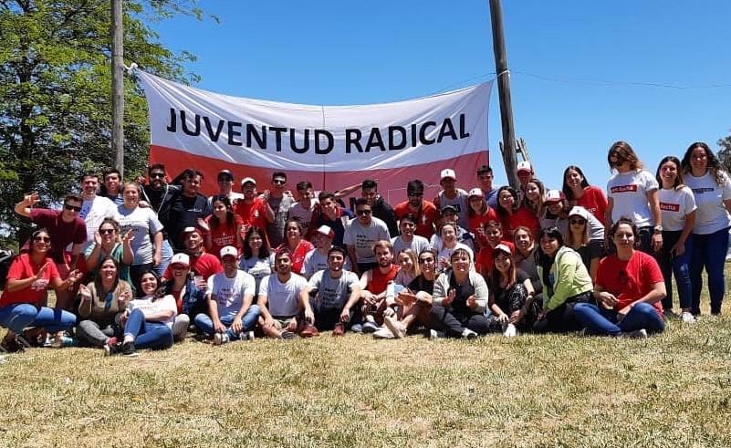 La Juventud Radical participó de un campamento