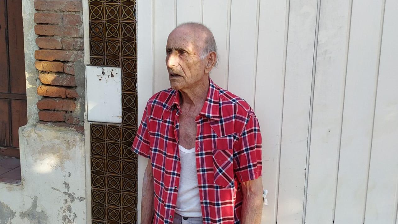 URGENTE | Se busca a la familia de este abuelo