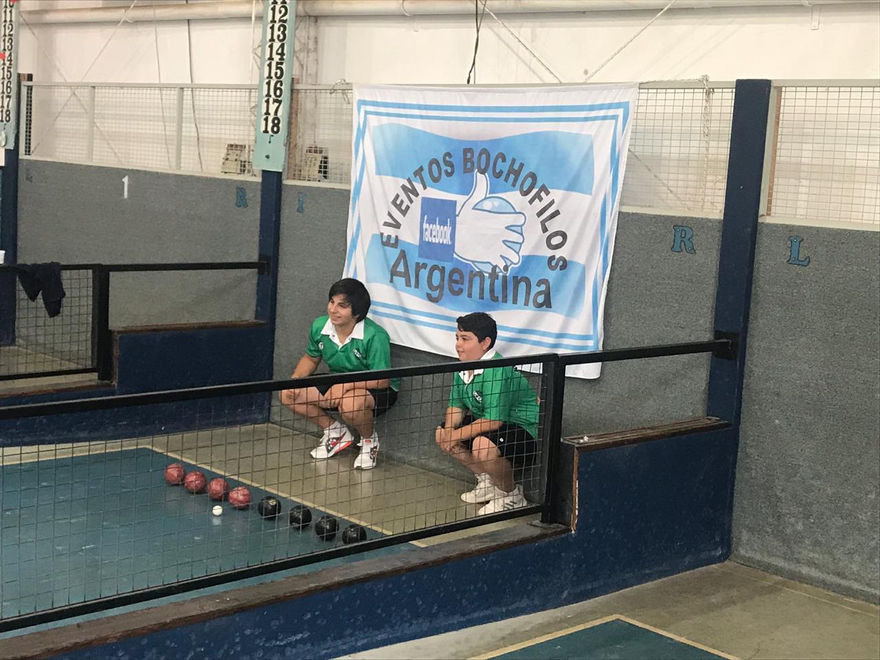 Dos chacabuquenses campeones en Córdoba