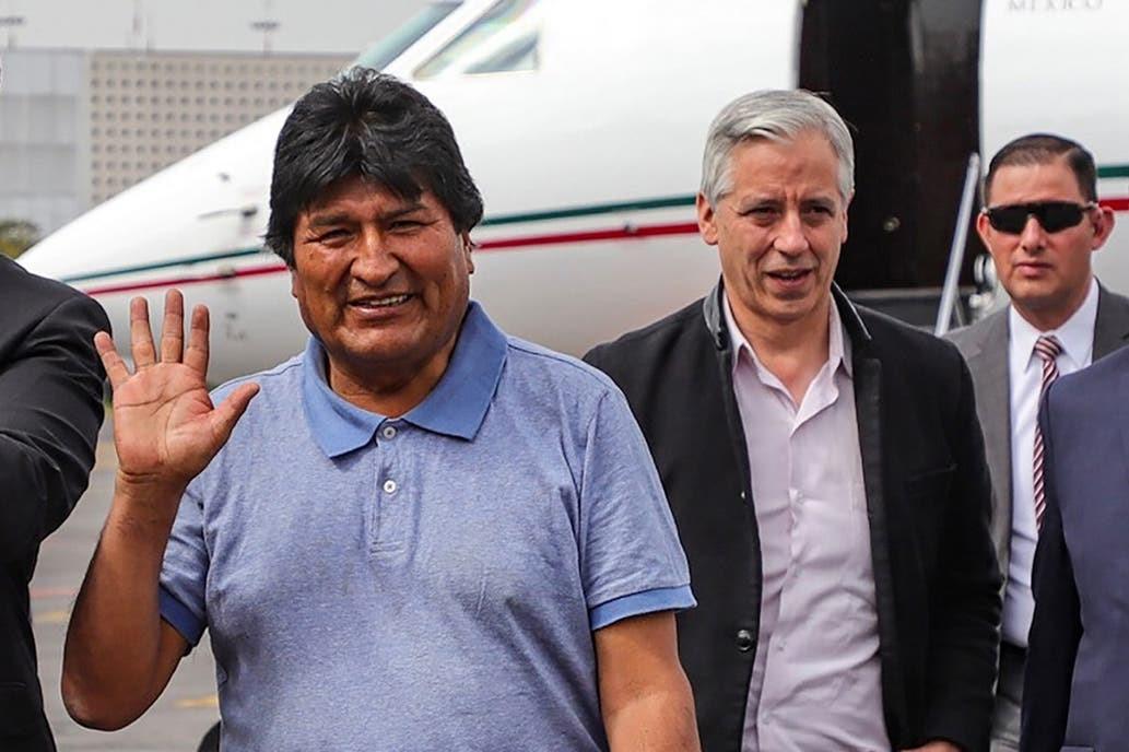 La UCR quiere a Evo Morales afuera del país